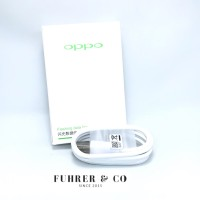 Kabel Data Usb Oppo Fast Charging 2a Original
