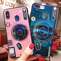 Casing Soft Case Xiaomi Redmi Note 5 Pro 5A Prime Motif Kamera Pop Up