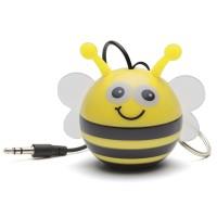 OptimuZ Mini Buddy Portable Speaker Karakter Bee / Lebah