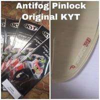 Antifog Pinlock 70 Vendetta 2, K2R, R10, RC7 Original KYT