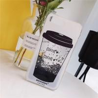 Soft Case Glitter Quicksand Warna Kopi Samsung j530 J5 Pro j730 J7