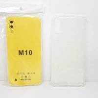 Anti Crack Samsung M10 Soft Case Samsung M10 Jelly Case Tahan Benturan