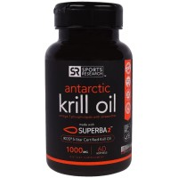 Sport research yg krill oil double strength