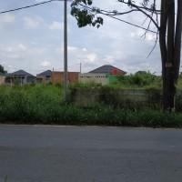 Dijual Tanah 3587m2 SHM Budidaya Tuahkarya Pekanbaru