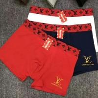 3 Boxer Pria Louis Vuitton Not Levis NIKE adidas Bape Berksha Polo HNM