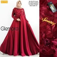 Maxi Dress Muslim Gamis Pesta Mewah Gamis Lebaran 2019