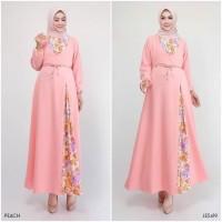 KIMONO FLOWERY DRESS JE5419