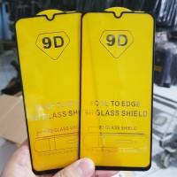 TEMPERED GLASS FULL LEM 6D HUAWEI P30 LITE NEW 2019 - BLACK ONLY