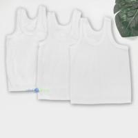 kaos dalam singlet polos anak bayi size XL
