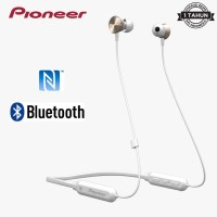 Pioneer SEQL7BT Earphone Bluetooth Connection with NFC - Emas