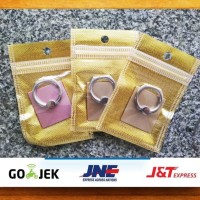 RING STAND POLOS (PACKING PLASTIK)
