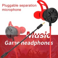Earphone Gaming Headset for PUBG,Free Fire,AOV,Mobile Legends