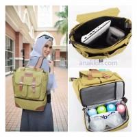 Gabag Cooler Bag LEMON- Gabag LEMON Tas Asi Bag Pack Lemon