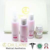 Dr. Lane Starter Paket Glowing/Brightening/Whitening Series / BPOM