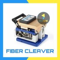 Metal Fiber Cleaver FC-6S Fiber Optic Cable FTTH
