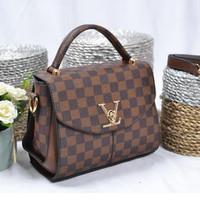 tas wanita murah LV trapesium import kode 230129