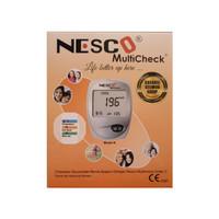 Nesco Multicheck 3in1 ( Kolesterol, Asam Urat, Gula Darah)