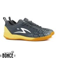 Sepatu Futsal Specs Metasala Knight IN - Dark Grey aksesoris olah