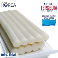 TTEOKBOKKI / TOKPOKI 1 KG TTEOK KOREAN RICE CAKE PLAZA KOREA
