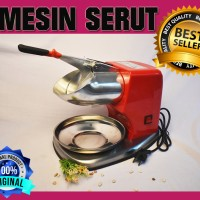 ice crusher grosir - mesin serut es - pasrah es otomatis
