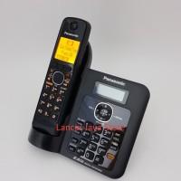 Telepon Wireless Panasonic KX-TG3811 Hitam