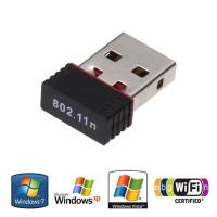 USB WiFi Mini Wireless N Adapter 150Mbps