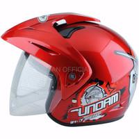 HELM RETRO HELM KYT HELM INK Helm Anak WTO Helmet Kids Pet Gundam 3 M