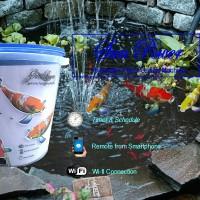 Alat Pemberi Makan Ikan Otomatis