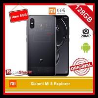 Promo Xiaomi Mi 8 Explorer 128Gb Ram 8Gb 20Mp - Ori- Bnib - Mi8