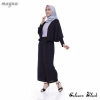 Jumpsuit Muslim Wanita   Cape Jumpsuit Original