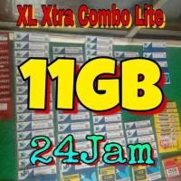 XL Xtra Combo Lite 11GB / 15GB bisa Transfer Kuota 11 gb 15 gb