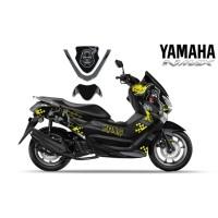 DECAL STRIPING MOTOR YAMAHA NMAX KINGKONG