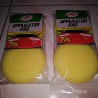 Turtle Wax Applicator Pad 2 pcs diameter 10 cm