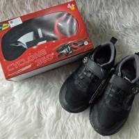 Sepatu Cowo Anak Homyped Diagram 01 + Hadiah Hitam/Hitam