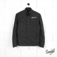 Greer&Schafe New Star Harrington Jacket Black