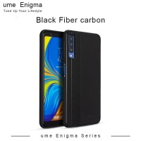 XIAOMI REDMI NOTE 7 / REDMI 7/ NOTE 6 PRO BLACK FIBER CARBON CAVER