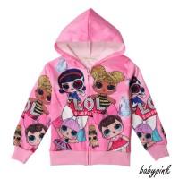 Jaket hoodie anak LOL import - 0124