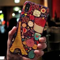 Casing 3D Eiffel Paris Softcase iPhone 11 Pro Max