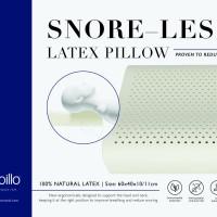 Dunlopillo SnoreLess Latex Pillow
