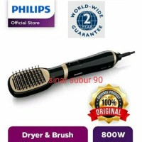 Philips HP-8659 Kerashine Airstyler (Philips catokan rambut sisir )