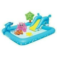 Promo Kolam Renang Anak Fantastic Aquarium Play Pool Bestway Diskon