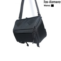 Tas Kamera Mirrorless / DSLR - Sling Bag Camera - Canon Nikon Sony