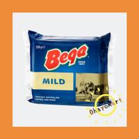 Bega Cheddar Mild 250g / Keju Australia