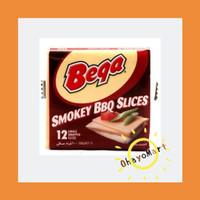 Bega smokey bbq slice cheese / keju iris rasa BBQ 200g