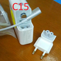 Adaptor Charger Apple MacBook Pro & Air 13' Magsafe 1 60W Tipe L