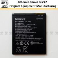 Baterai Handphone Lenovo A6600 + Plus BL242 Original | BL 242, A6600+