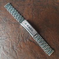 Tali Strap Rantai Jam Tangan RADO Ladies Vintage Preloved L12mm