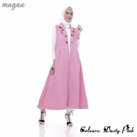 Outerwear Muslim Wanita | Pixie Long Cardigan Original