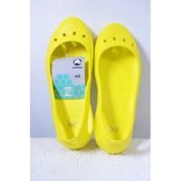 Unik Sandal Crocs Kuning Original Made In Mexico Hot Sale
