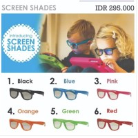 Real Kids Screen Shades Bluelight Protection Glasses Kacamata Radiasi